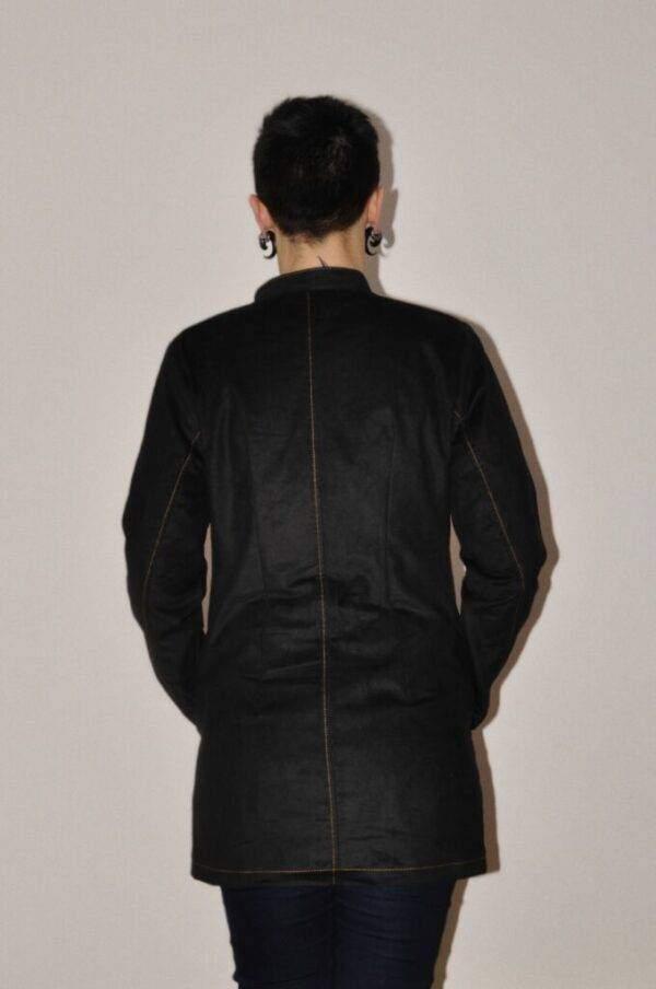 kabát Spring od FM STUDIO - kvalitní designové oblečení z Vysočiny