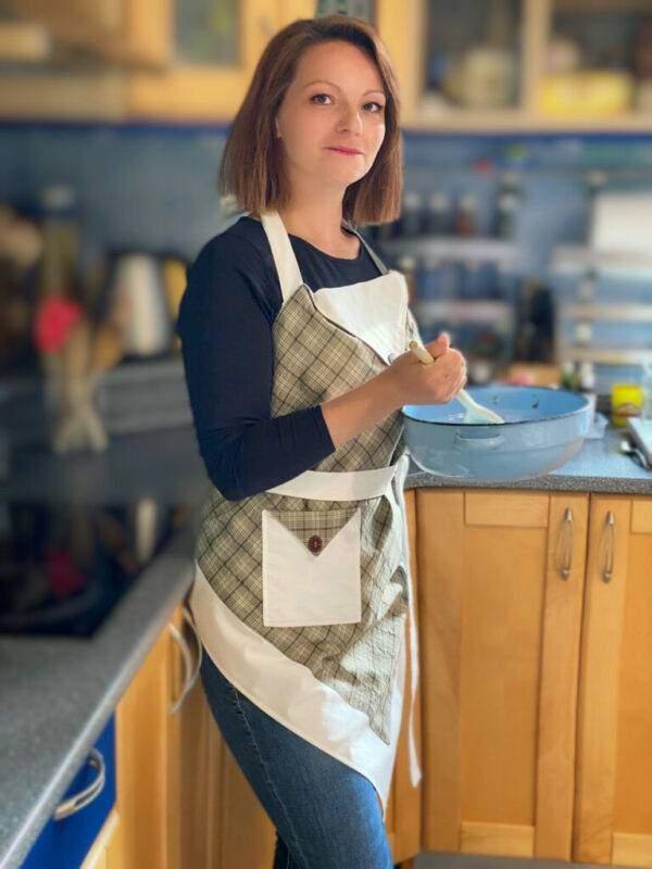 Kuchyňská zátěra Kitty od FM STUDIO - kvalitní designové oblečení z Vysočiny